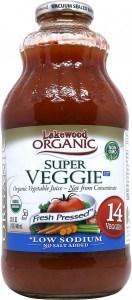 Lakewood Organic Veggie Super Juice  946ml