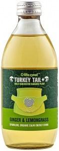 Life Cykel Organic Sparkling Calm Energy Drink G/F 330ml