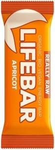 Lifebar Organic Energy Apricot  15x47g