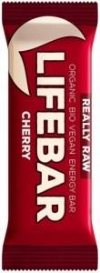Lifebar Organic Energy Cherry  15x47g