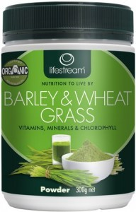 Lifestream Barley & Wheat Grass Powder 300g