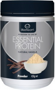 Lifestream Essential Protein Vanilla 450g