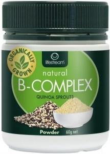 Lifestream Natural B-Complex Powder 60g