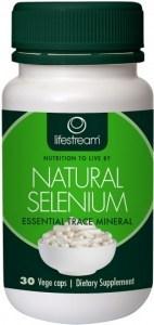 Lifestream Selenium Capsules 30 caps