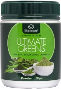 Lifestream Ultimate Greens Powder 200g
