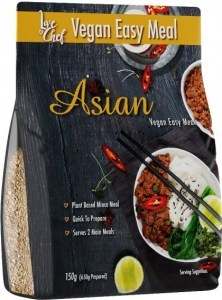 Live Chef Vegan Easy Meal  Asian 150g