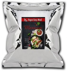Live Chef Vegan Meal Kit Mexican 2kg