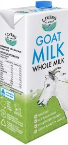 Living Planet Goats Milk 1L