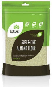 Lotus Almond Flour Superfine  500g