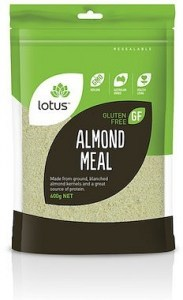 Lotus Almond Meal  600g