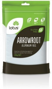 Lotus Arrowroot  250gm