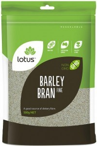 Lotus Barley Bran (Fine) 500gm