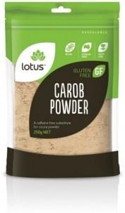 Lotus Carob Powder 250gm