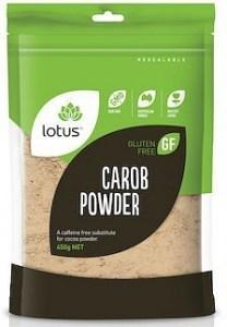 Lotus Carob Powder  450g