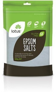 Lotus Epsom Salts  500g