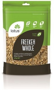 Lotus Freekeh Whole 425g