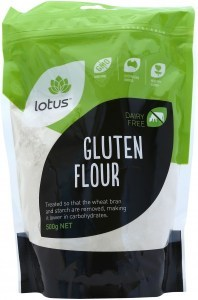 Lotus Gluten Flour 500gm