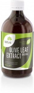 Lotus Olive Leaf Extract Original 500ml