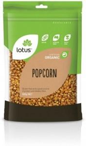 Lotus Organic Popcorn  500gm