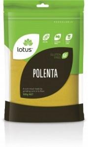 Lotus Polenta 500gm
