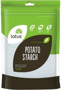 Lotus Potato Starch 1Kg
