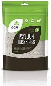 Lotus Psyllium Husk Organic  200g