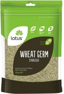 Lotus Wheat Germ 500g