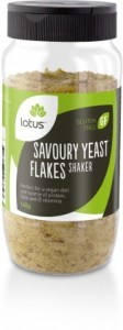 Lotus Yeast Flakes Savoury Shaker  145g