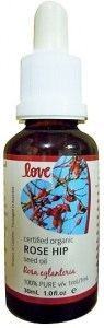 Love Oils Organic Rose Hip Seed Oil 30ml