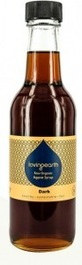 Loving Earth Agave Syrup Dark 1000ml
