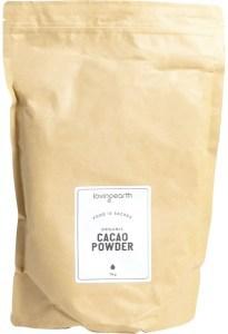 Loving Earth Cacao Powder  1kg