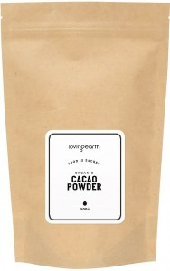 Loving Earth Cacao Powder  500g