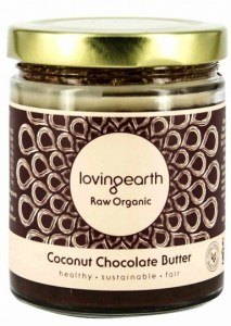 Loving Earth Coconut Chocolate Butter 175g