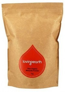 Loving Earth Mesquite Powder 1kg