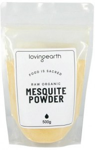 Loving Earth Mesquite Powder 500g