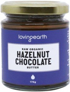Loving Earth Organic Hazelnut Chocolate Butter 175g