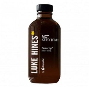 Cocolife Luke Hines MCT Keto Tonic 1L