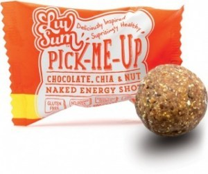 Luv Sum Chocolate, Chia & Nut Energy Balls 12x42gm