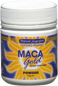 Maca Gold Organic Powder 150gm
