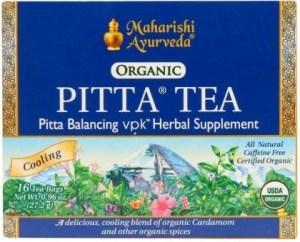 Maharishi Organic Pitta 16Teabags