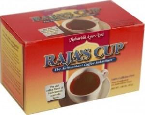 Maharishi Raja's Cup Antioxidant Coffee 24 Bags
