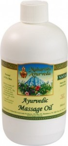 Maharishi Vata Massage Oil 500ML