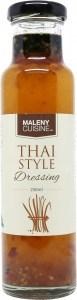 Maleny Cuisine Thai Style Salad Dressing 250ml