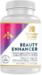 Manuka Health Beauty Enhancer 120 Capsules