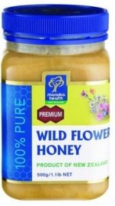 Manuka Health Honey Wild Flower 500g