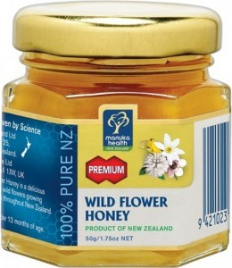 Manuka Health Honey Wild Flower 50g JUL19