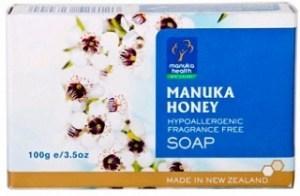 Manuka Health Manuka Honey Soap 100g