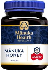 Manuka Health MGO 115+ Manuka Honey 1Kg