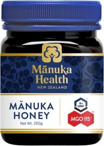 Manuka Health MGO 115+ Manuka Honey 250g
