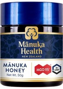 Manuka Health MGO 115+ Manuka Honey 50g
